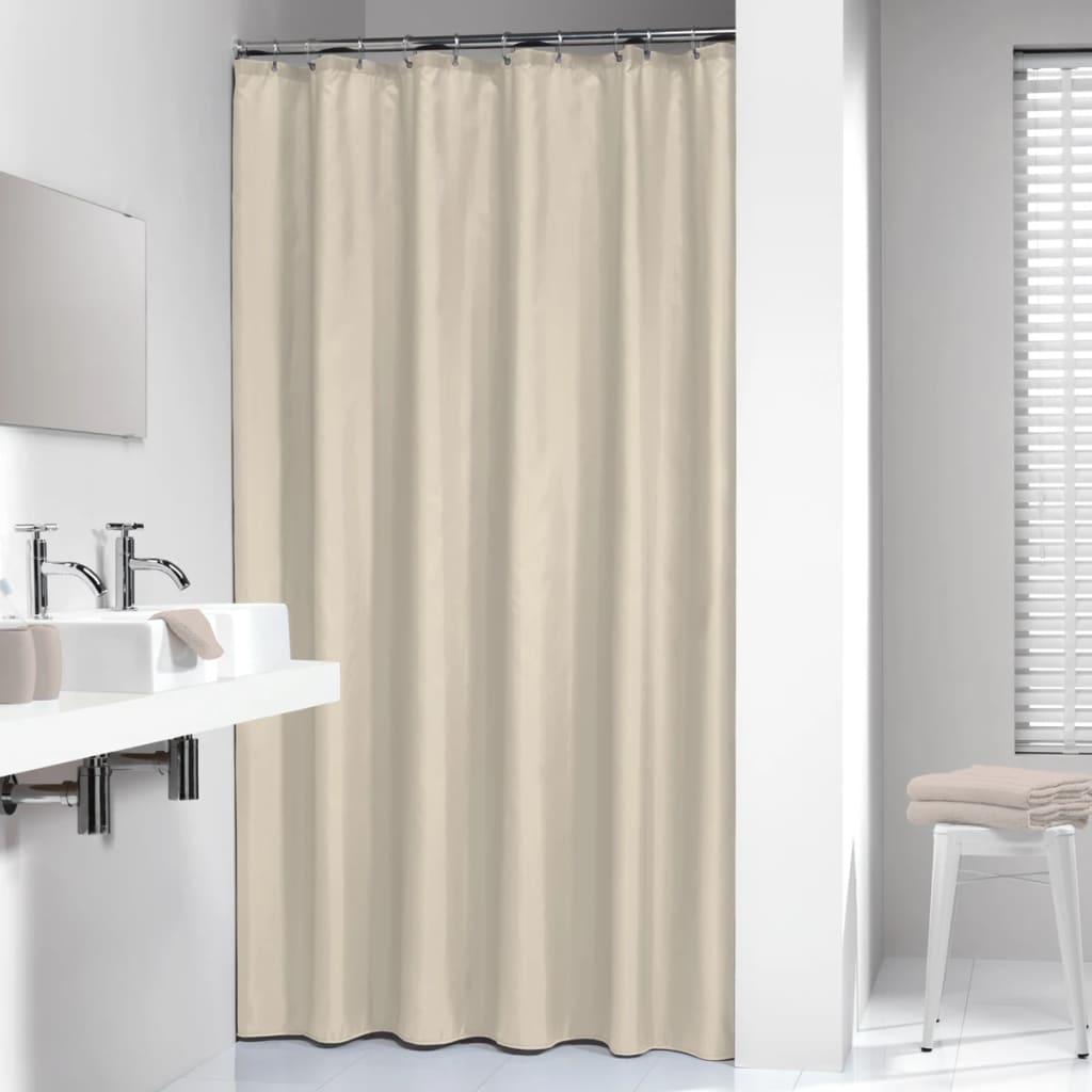 Sealskin Granada zuhanyfüggöny 180 cm bézs 217001360