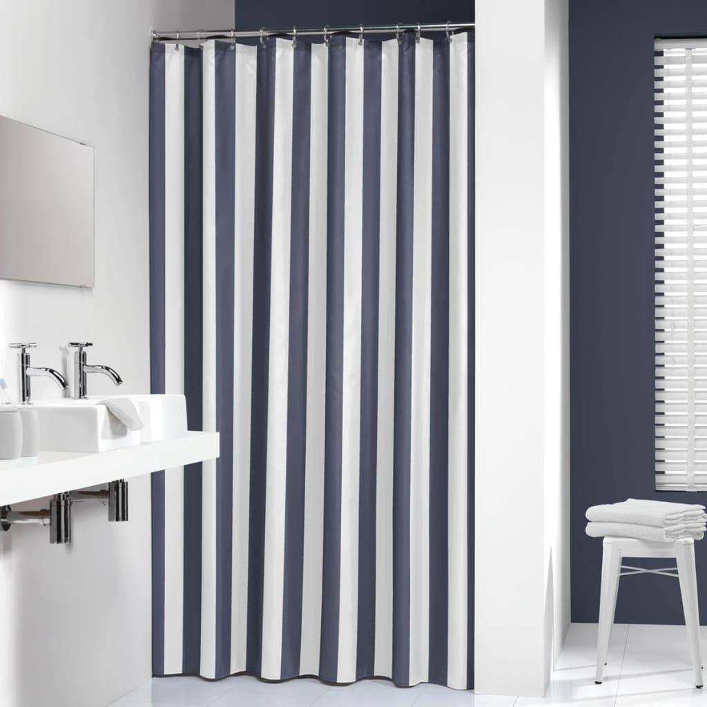 Sealskin-cortina-de-ducha-anchura-180-cm-modelo-Linje-233011324-de-color-Azul