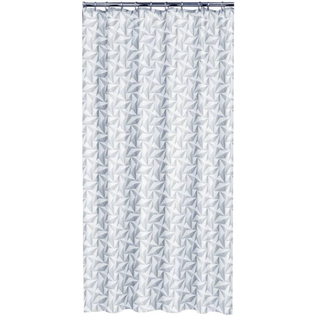 sealskin duschvorhang piega 180 cm grau 233591311 g nstig kaufen. Black Bedroom Furniture Sets. Home Design Ideas