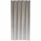 Sealskin Shower Curtain Speckles 180 cm Taupe 233601367