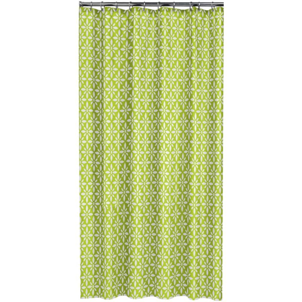 acheter rideau de douche floreale de sealskin 180 cm lime. Black Bedroom Furniture Sets. Home Design Ideas