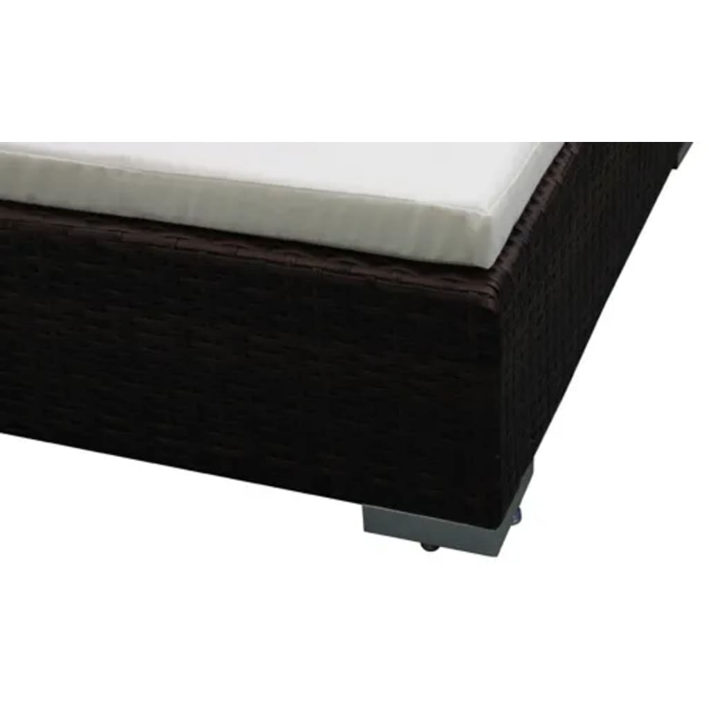 der gartenm bel poly rattan lounge set online shop. Black Bedroom Furniture Sets. Home Design Ideas