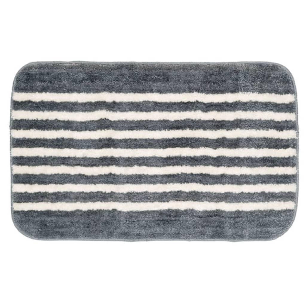 sealskin badteppich badematte strisce 50 x 80 cm grau 294385414 g nstig kaufen. Black Bedroom Furniture Sets. Home Design Ideas