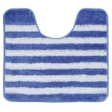 Sealskin WC-matta Strisce 45 x 50 cm blå 294388424