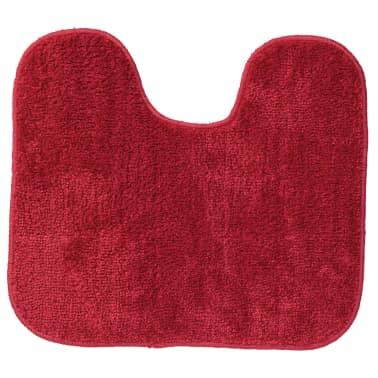 acheter tapis de 45 x 50 cm doux de sealskin rouge 294428459 pas cher. Black Bedroom Furniture Sets. Home Design Ideas