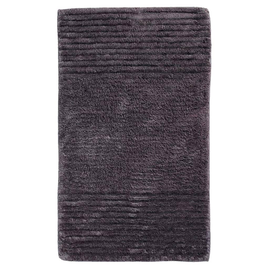 Sealskin Essence Badmat 80x50cm polyester antraciet