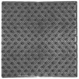 Sealskin veiligheidsmat Pleasure PVC 54 x 54 cm grijs 315142814
