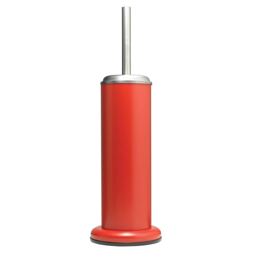 Afbeelding van Sealskin toiletborstel met houder Acero rood 361730559