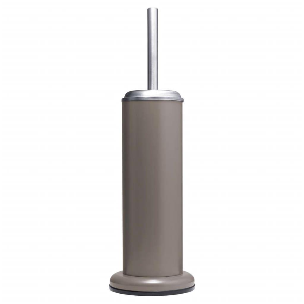 Afbeelding van Sealskin toiletborstel met houder Acero taupe 361730567