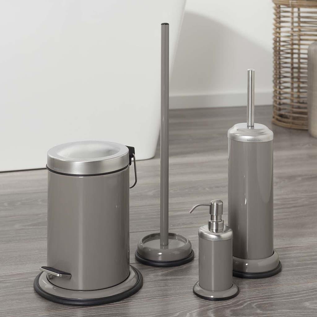 acheter sealskin porte rouleau papier toilette taupe acero 361731867 pas cher. Black Bedroom Furniture Sets. Home Design Ideas