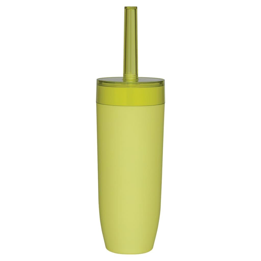 brosse de toilette support vert sealskin bloom 361770537. Black Bedroom Furniture Sets. Home Design Ideas