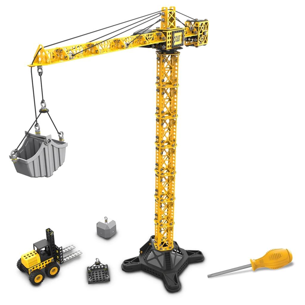 La boutique en ligne grue tour de construction caterpillar avec apprenti char - Jeux de grue de construction gratuit ...