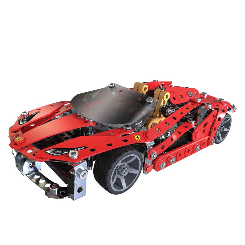 Meccano Ferrari 488 Toy Car Spider 6028974 Vidaxl Co Uk