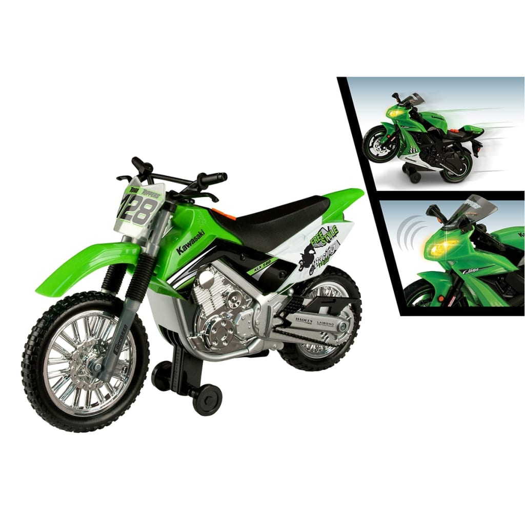 road rippers moto cross bike kawasaki klx 140 33412. Black Bedroom Furniture Sets. Home Design Ideas