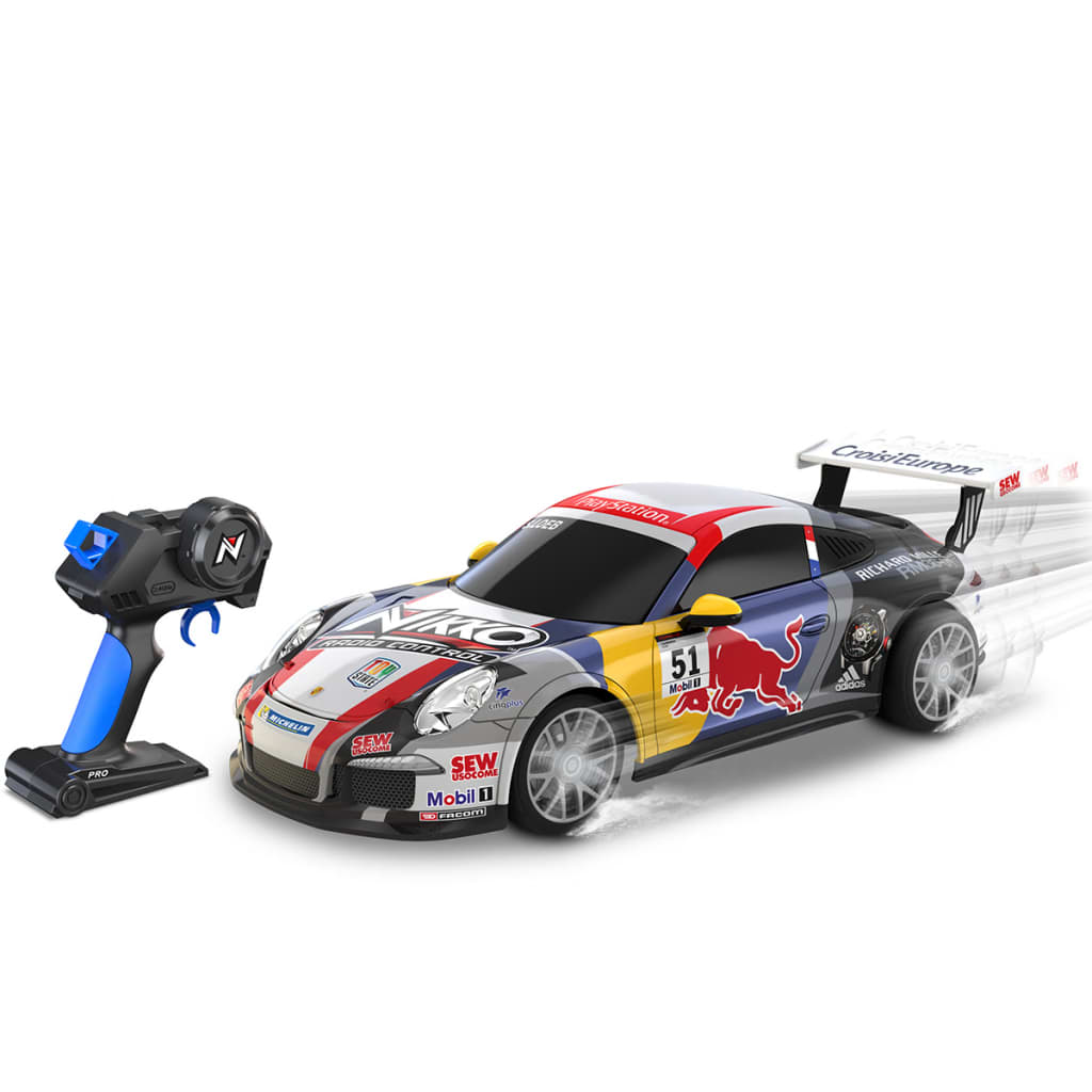 Nikko Radio-controlled Toy Car Porsche 911