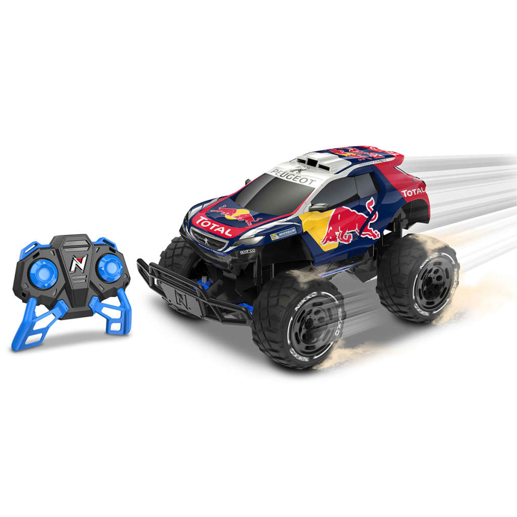 nikko-radio-controlled-off-road-toy-car-peugeot-118-94172