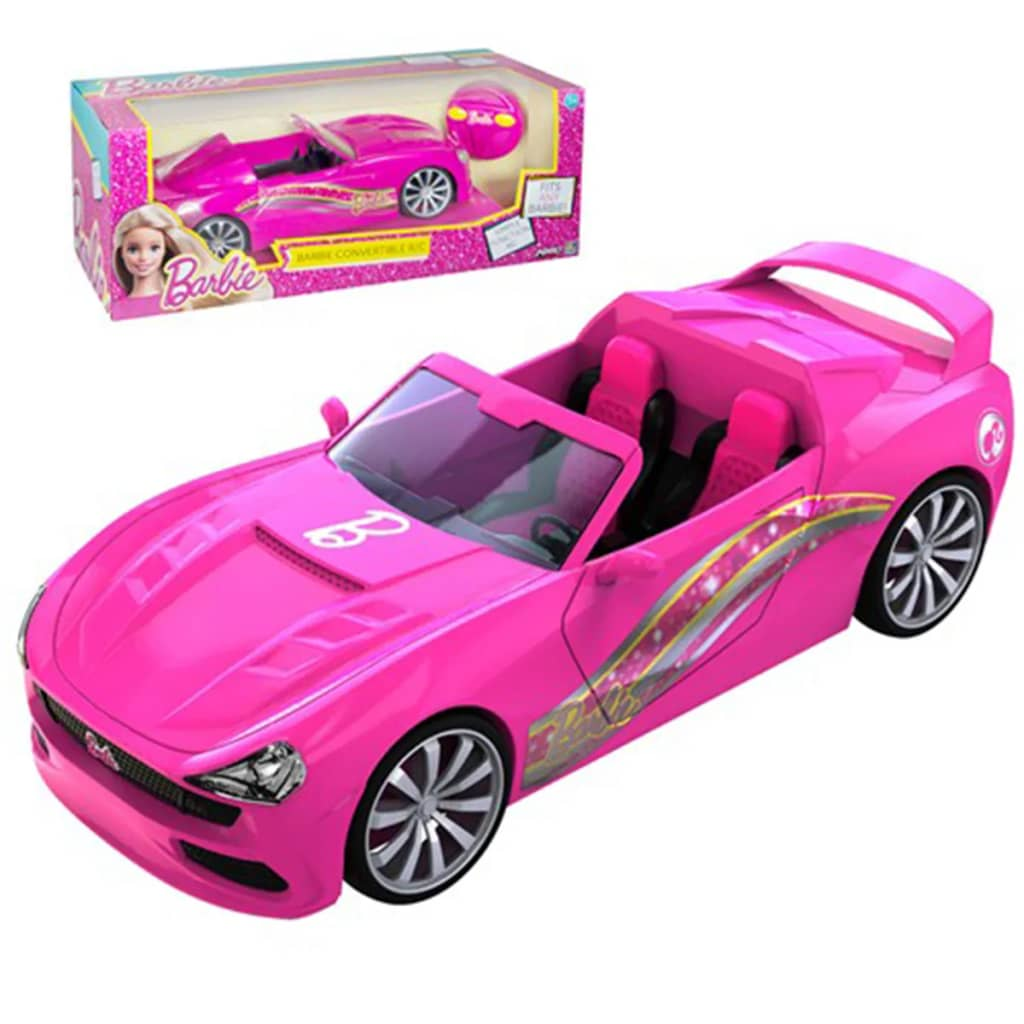 acheter voiture en jouet radiocommand e nikko barbie 72000. Black Bedroom Furniture Sets. Home Design Ideas