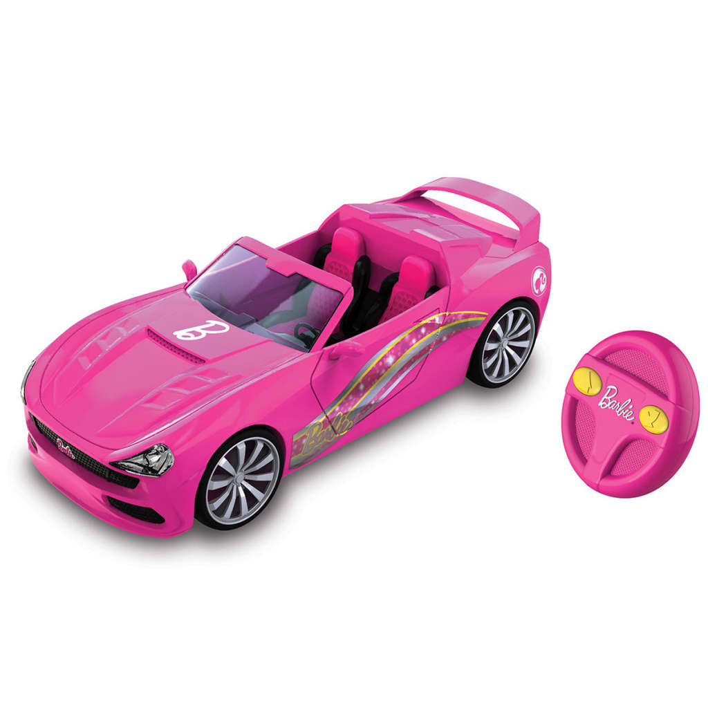nikko barbie radio controlled toy car. Black Bedroom Furniture Sets. Home Design Ideas