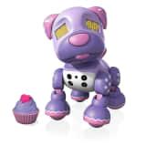 Zoomer Robot Puppy Zuppy Love Cupcake 6026988