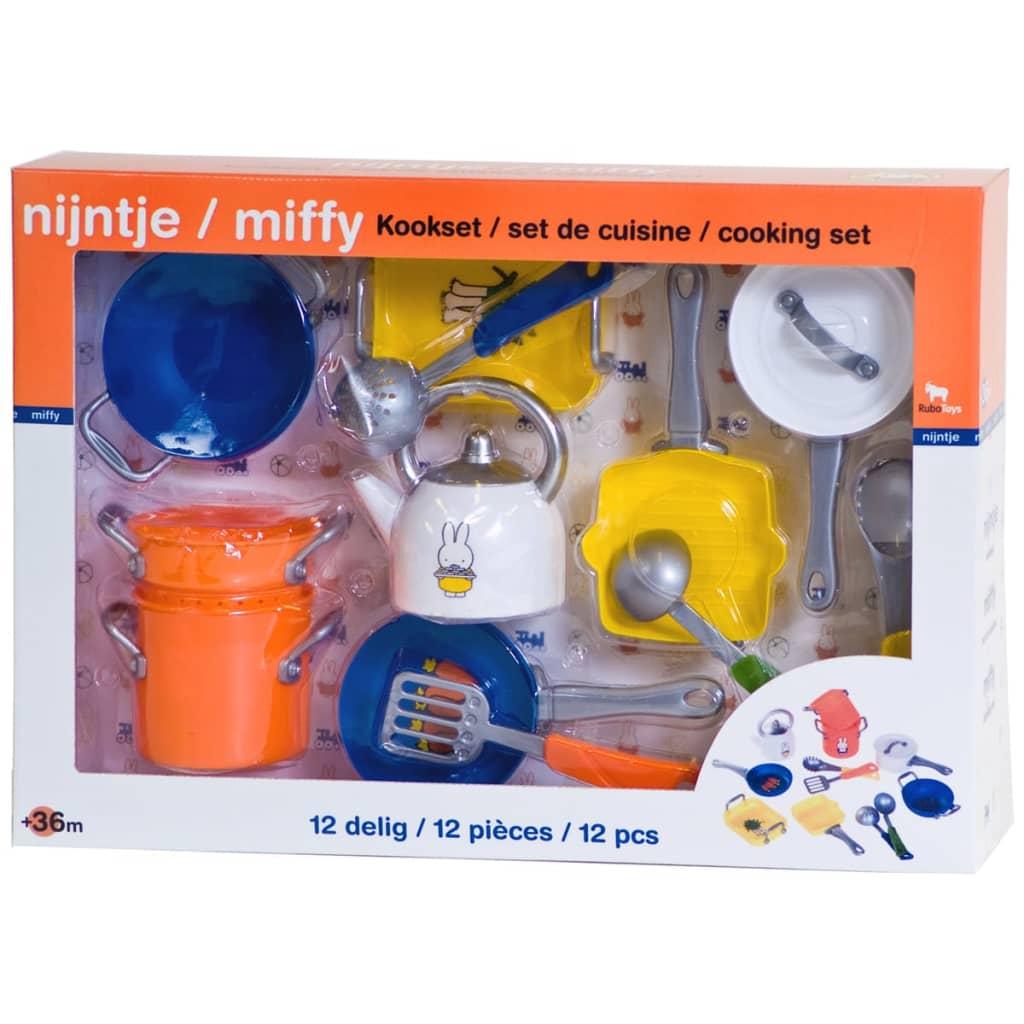 Acheter miffy ensemble d 39 ustensiles de cuisine pour for Ustensile de cuisine pour enfant
