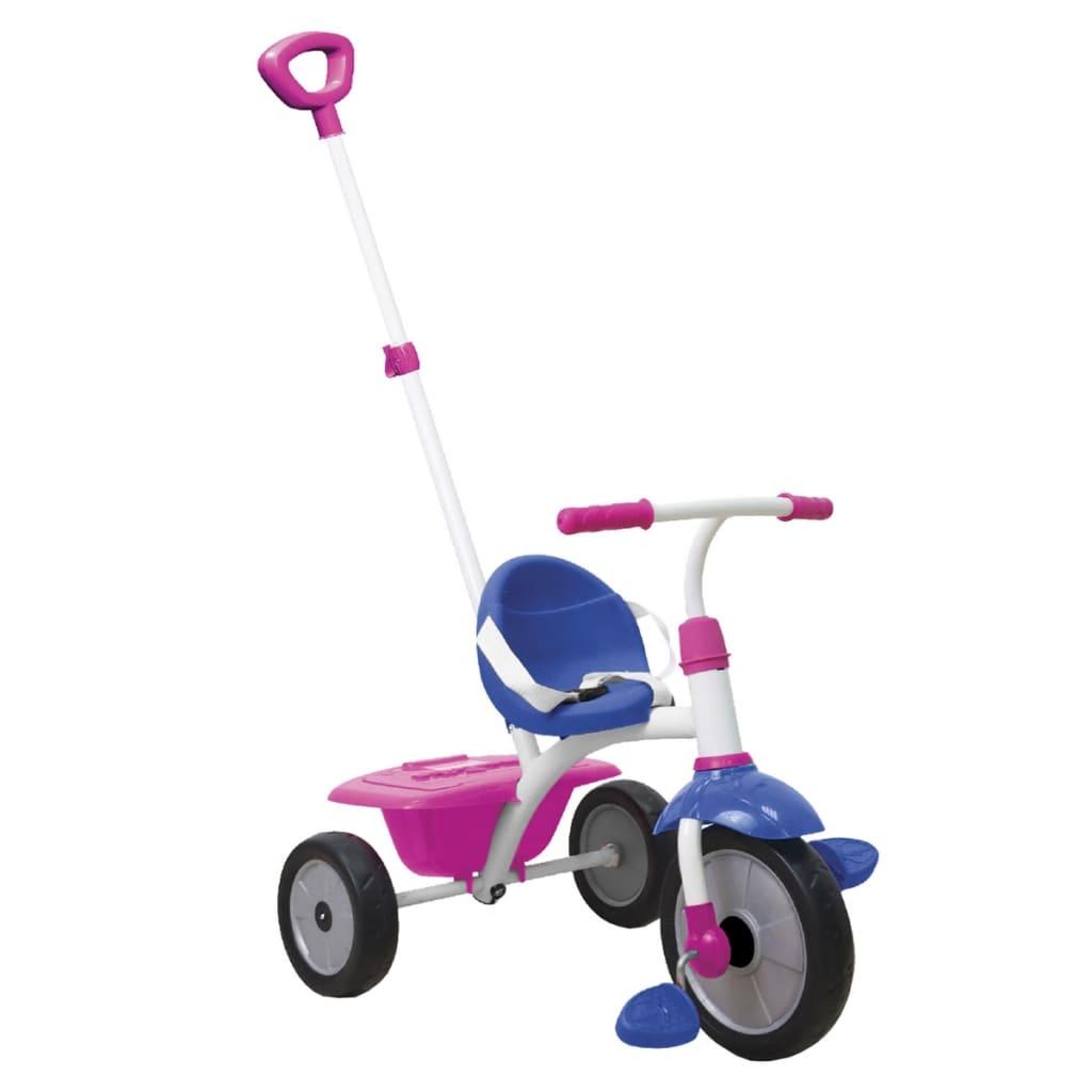 smart trike fun tricycle pink 1240400