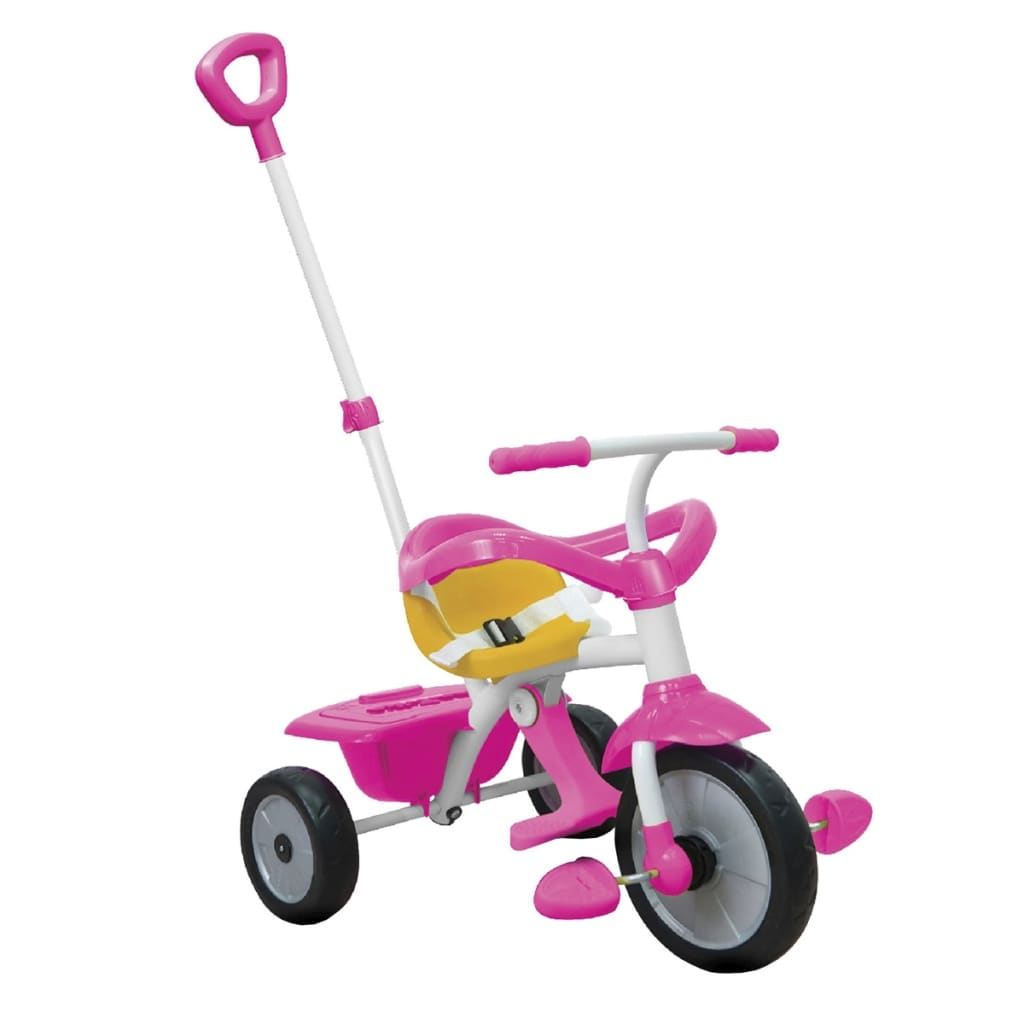 Smart Trike Play Tricycle Pink 1401200 | vidaXL.co.uk