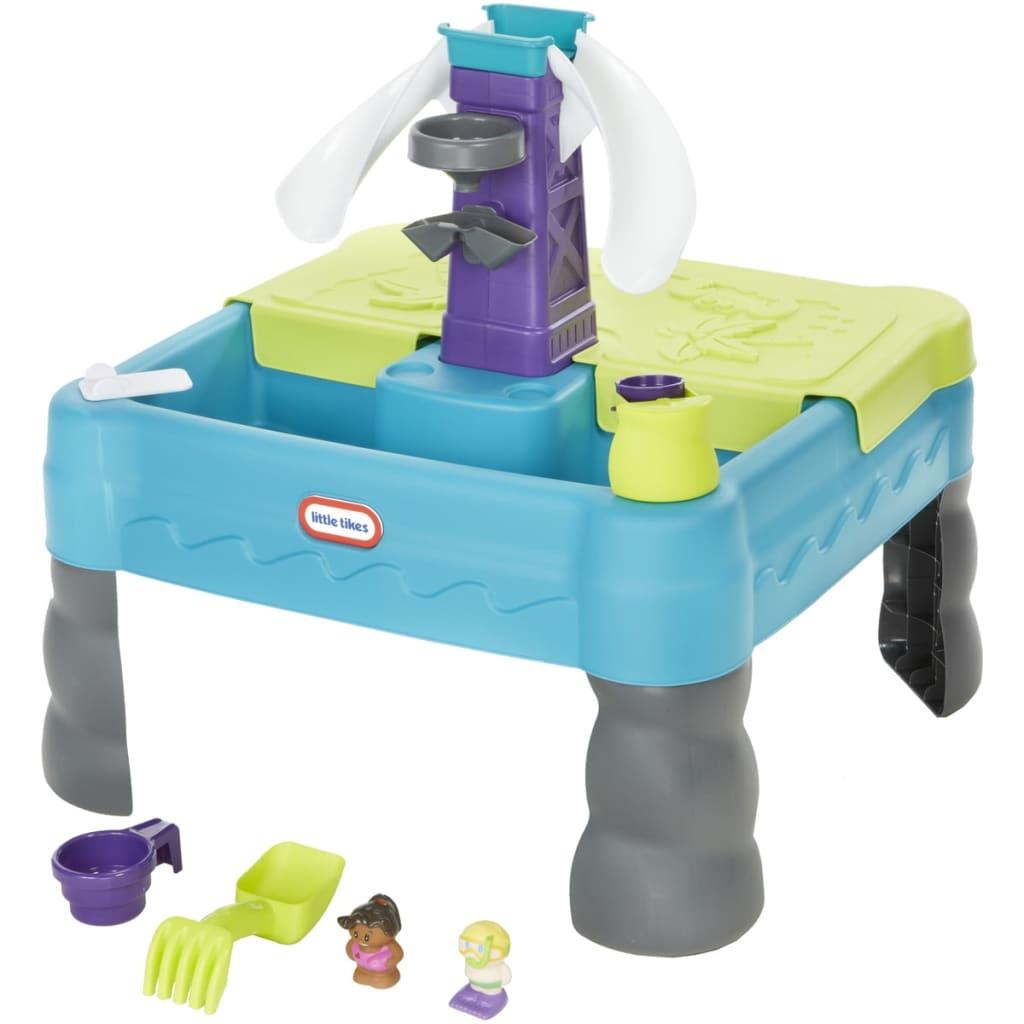 Little Tikes Bac à eau en plastique pour enfant filles garçons 641213