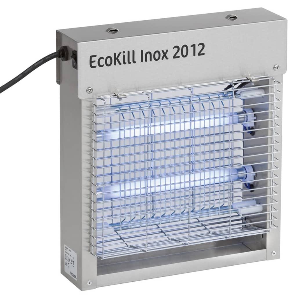 Afbeelding van Kerbl Elektrische vliegendoder EcoKill Inox 2012 zilver roestvrij staal 299930
