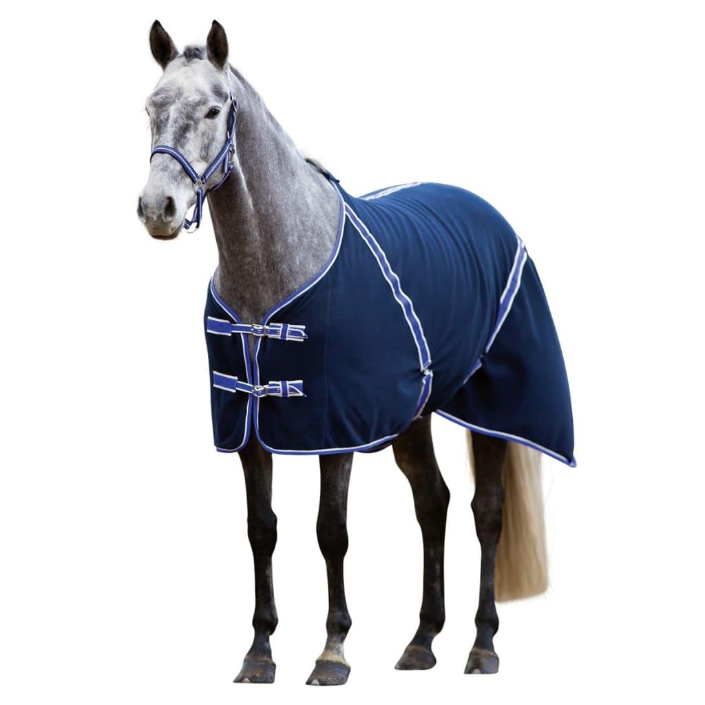 acheter kerbl couverture pour chevaux rugbe classic bleu 145 cm 323637 pas cher. Black Bedroom Furniture Sets. Home Design Ideas