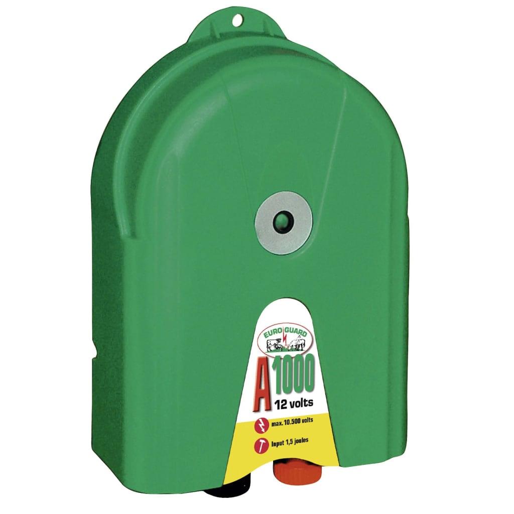Afbeelding van Kerbl Elektrische Omheining Energiser Euro Guard A 1000 Green 392010