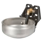 "Kerbl Water Bowl E21 3/4"" Connection Stainless Steel 2218605"