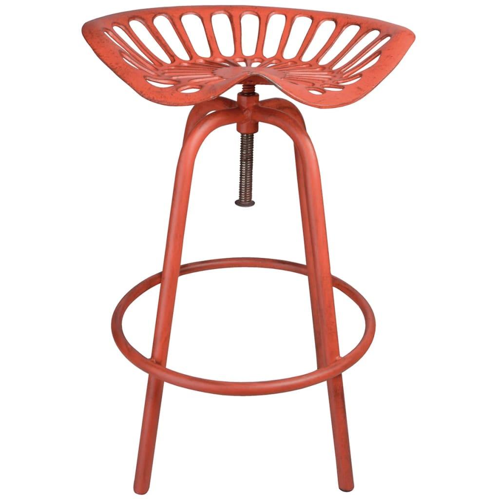 Esschert Design IH024 traktorülés szék / étkezőszék piros
