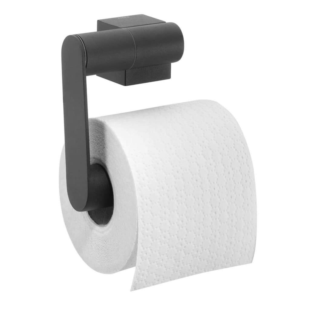 Tiger Toilet Roll Holder Nomad Black 249030746 Vidaxl Co Uk