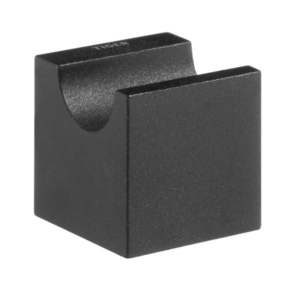 acheter tiger porte serviette nomad 4 x 4 4 cm noir. Black Bedroom Furniture Sets. Home Design Ideas