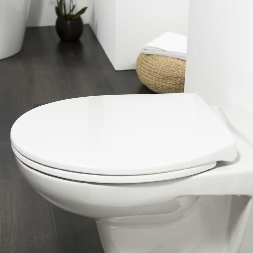 acheter tiger abattant wc pasadena thermoplast blanc 250040646 pas cher. Black Bedroom Furniture Sets. Home Design Ideas