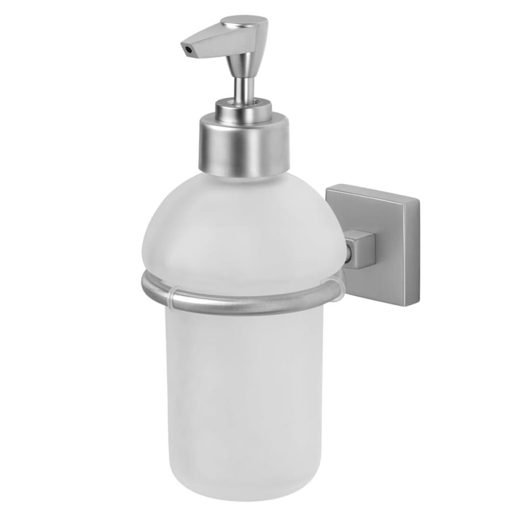 Tiger dispenser sapone melbourne argento 273530946 - Tiger accessori bagno ...