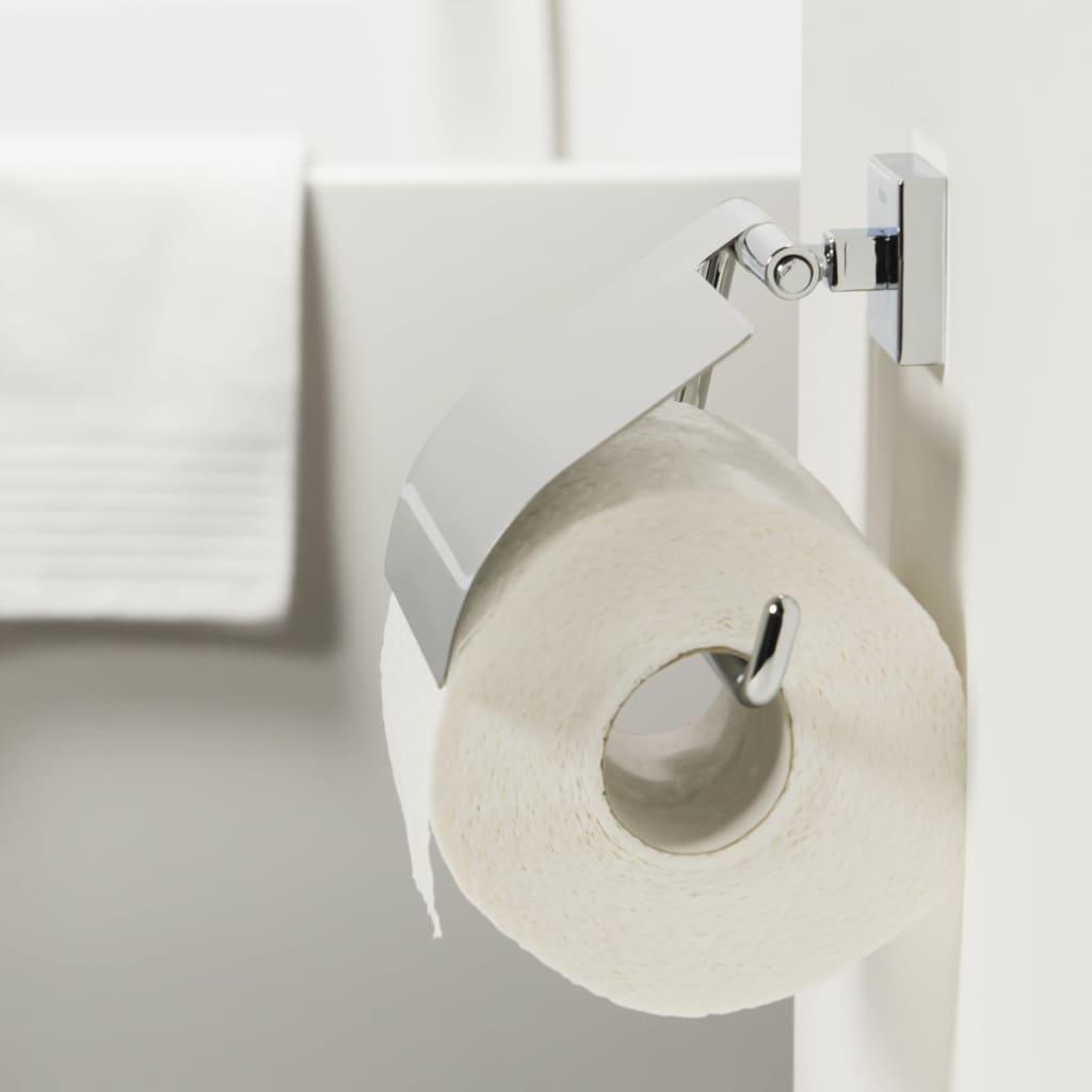 Acheter porte papier toilette tiger melbourne chrome for Porte papier toilettes