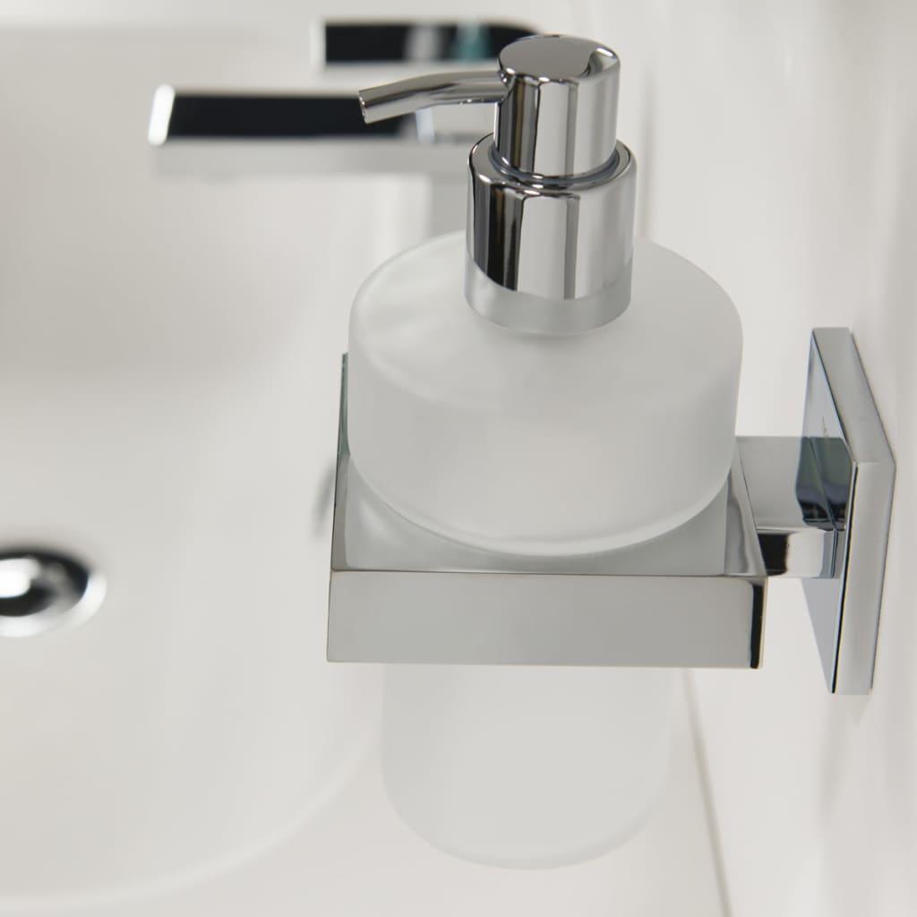 Tiger dispenser sapone items cromo 283520346 - Tiger accessori bagno ...