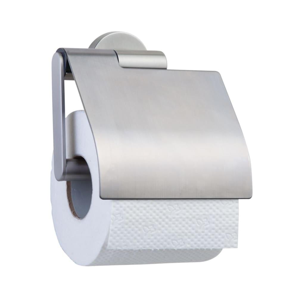Tiger porta carta igienica boston argento 309130946 - Tiger accessori bagno ...
