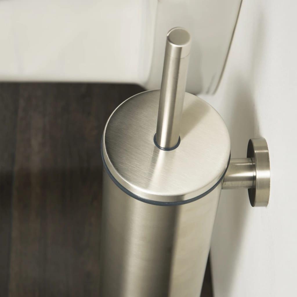 Articoli per tiger scopino per water wc con supporto boston argento 309930946 - Tiger accessori bagno ...