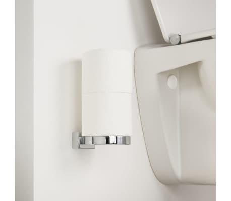 tiger porte papier toilette de r serve figueras chrome 317910341. Black Bedroom Furniture Sets. Home Design Ideas
