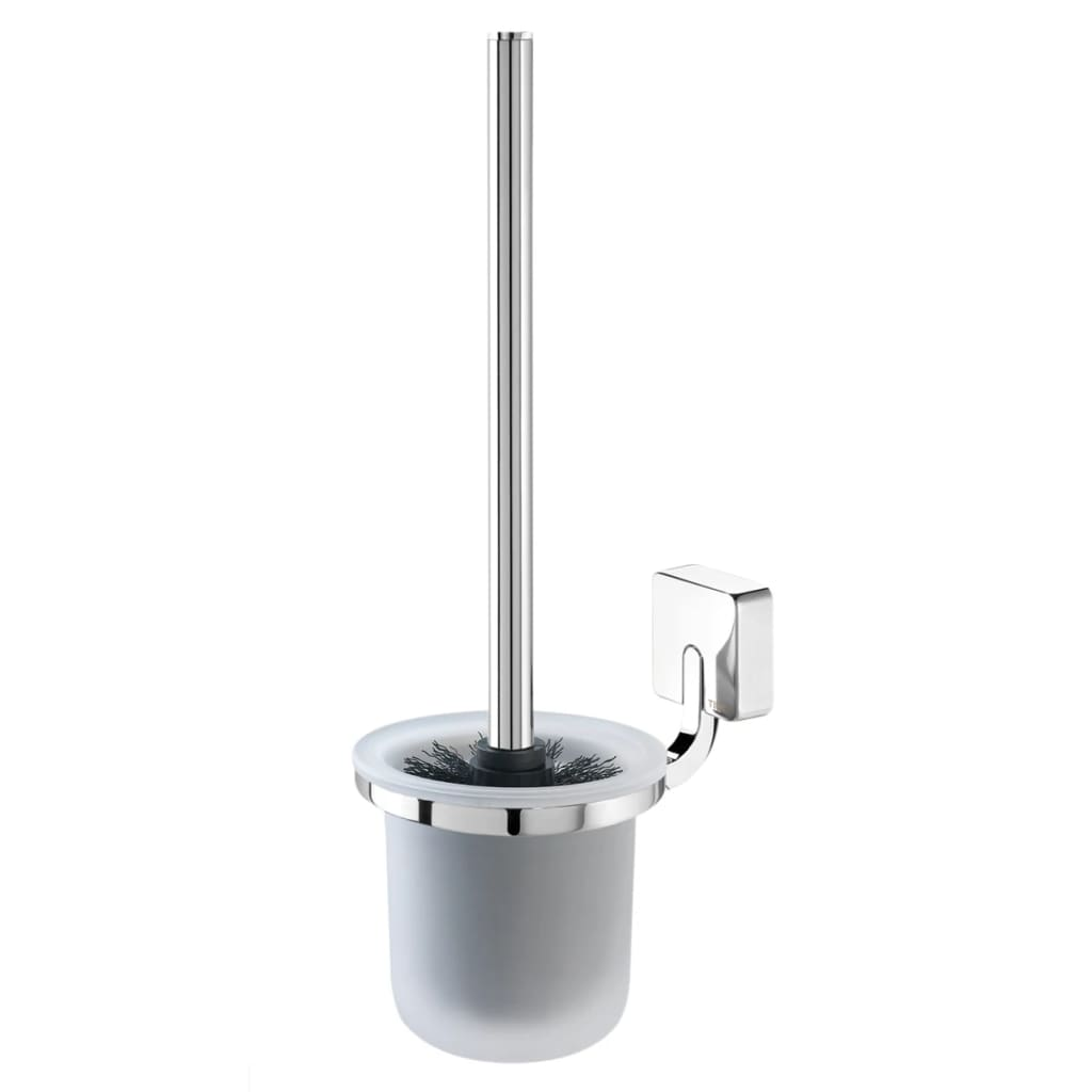 Afbeelding van Tiger Toiletborstel en houder Impuls 11x15,3 cm chroom 387530346