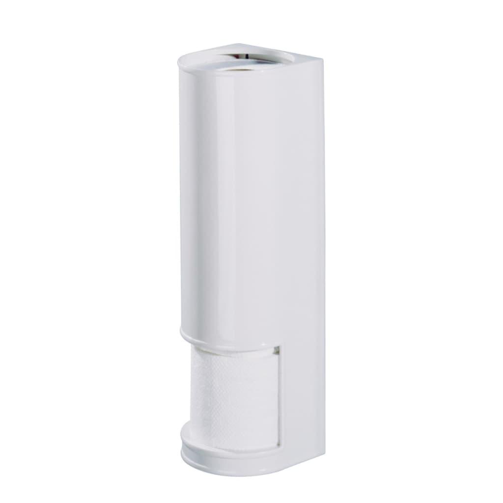 Acheter porte rouleau conomiseur de papier toilette tiger for Porte rouleau papier toilette