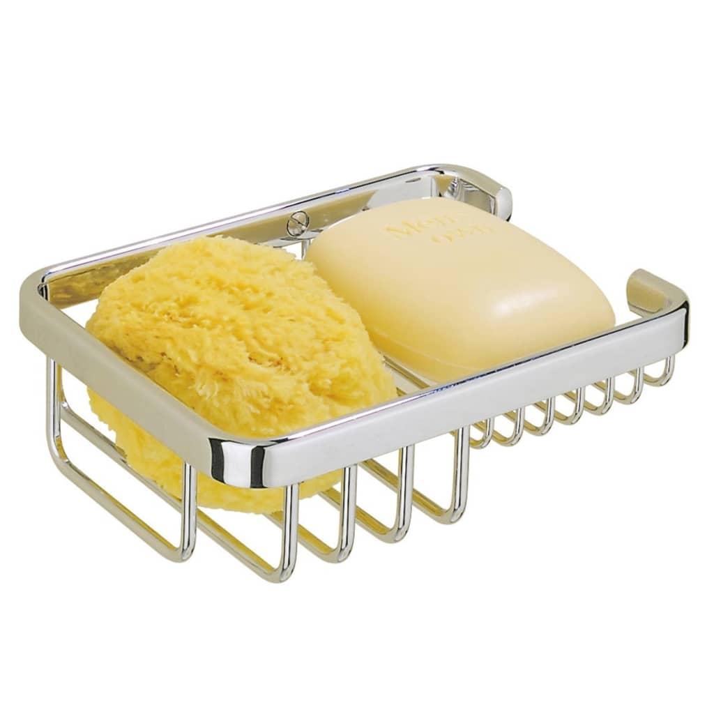 Accessori bagno porta sapone vetro satinato e prezzi sconti koh i noor - Tiger accessori bagno ...