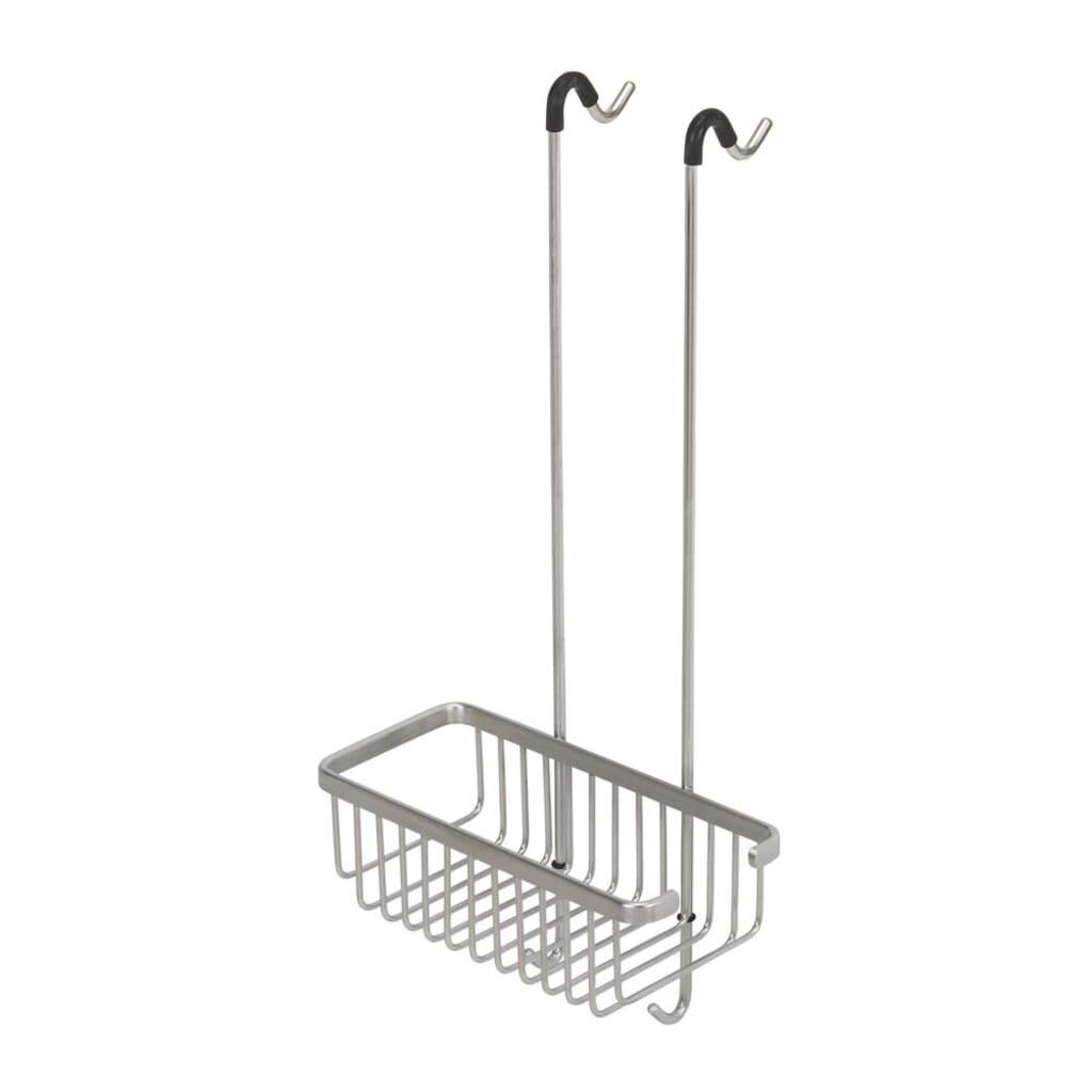 Tiger estante de ducha exquisit plateado 489920946 - Estante para ducha ...