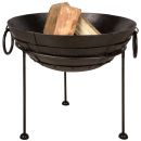 Esschert Design Reclaimed Metal Fire Bowl 55 cm FF245