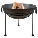 Esschert Design Reclaimed Metal Fire Bowl 61.2 cm FF246