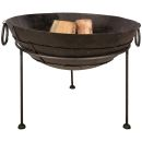 Esschert Design Reclaimed Metal Fire Bowl 74.8 cm FF247