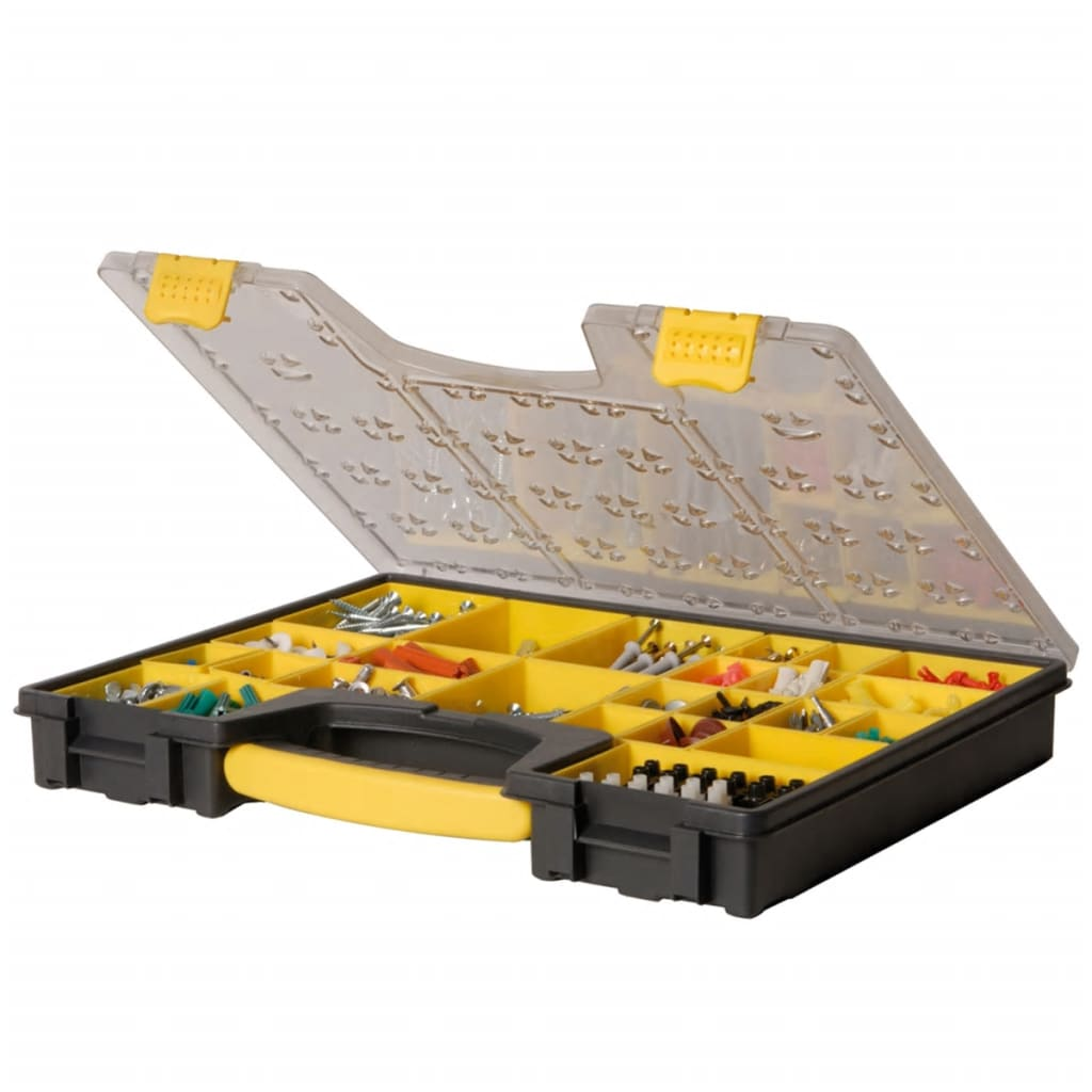 Stanley 42,2x52 cm műanyag szortimenter 1-92-748