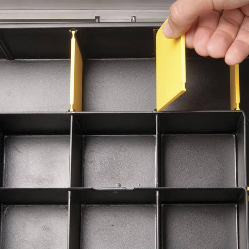 acheter stanley sortmaster bo te outils 1 94 745 pas cher. Black Bedroom Furniture Sets. Home Design Ideas